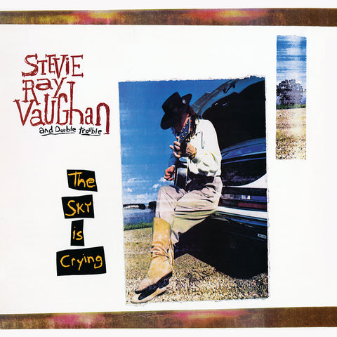 <b>Stevie Ray Vaughan & Double Trouble </b><br><i>The Sky Is Crying [2LP, 45 RPM]</i>