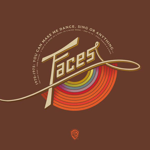 <b>Faces </b><br><i>1970 - 1975: You Can Make Me Dance, Sing Or Anything...</i>