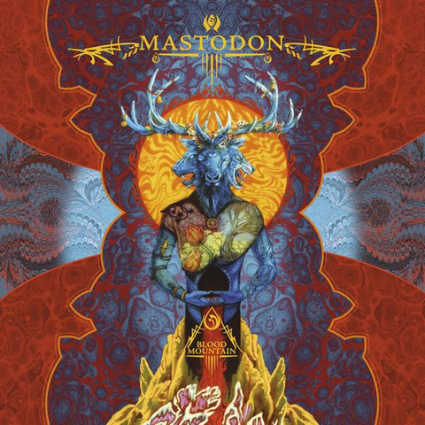 <b>Mastodon </b><br><i>Blood Mountain</i>
