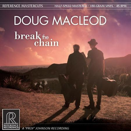 <b>Doug MacLeod </b><br><i>Break The Chain [2LP, 45 RPM]</i>
