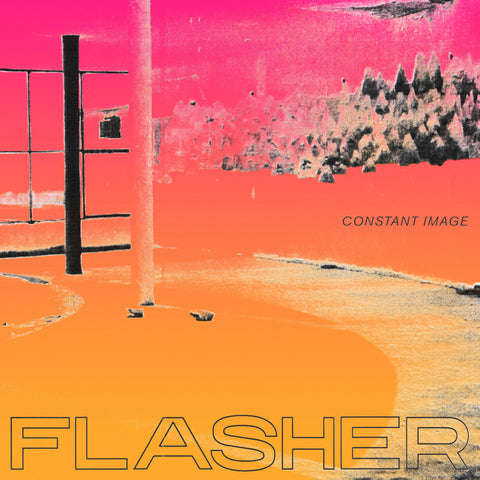 <b>Flasher </b><br><i>Constant Image [Indie-Exclusive Clear Vinyl]</i>