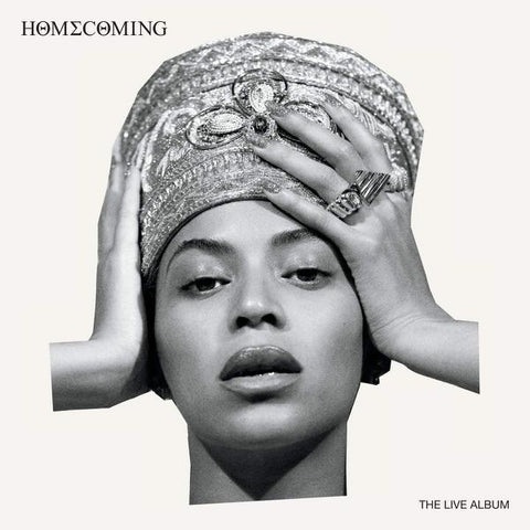 <b>Beyonce </b><br><i>Homecoming: The Live Album [4-lp]</i>