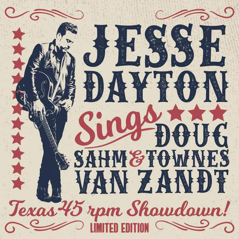 "<b>Jesse Dayton </b><br><i>Texas 45 Rpm Showdown [7""]</i>"