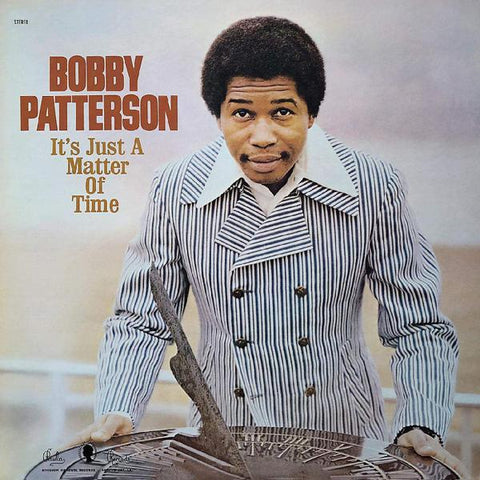 <b>Bobby Patterson </b><br><i>It's Just A Matter Of Time [Purple Vinyl]</i>
