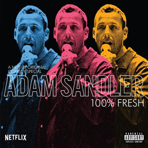 <b>Adam Sandler </b><br><i>100% Fresh</i>