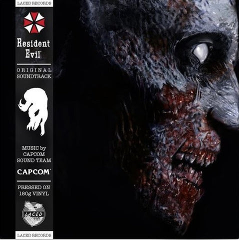 <b>Capcom Sound Team </b><br><i>Resident Evil - Original Soundtrack</i>