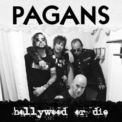<b>The Pagans </b><br><i>She's Got The Itch / Hollywood Or Die</i>