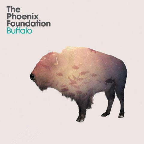 <b>The Phoenix Foundation </b><br><i>Buffalo [Blue Vinyl]</i>