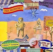 "<b>Paul McCartney </b><br><i>I Don't Know / Come On To Me [7""]</i>"
