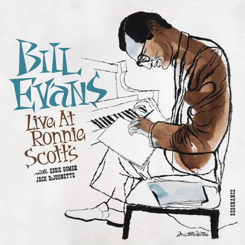 <b>Bill Evans </b><br><i>Live At Ronnie Scott's (1968)</i>