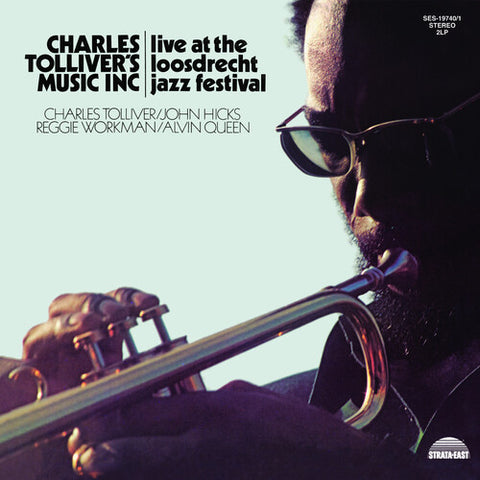 <b>Charles Tolliver's Music Inc </b><br><i>Live At The Loosdrecht Jazz Festival</i>