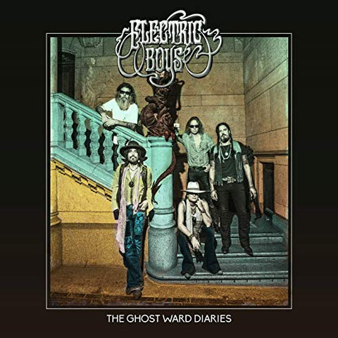 <b>Electric Boys </b><br><i>The Ghost Ward Diaries [Gold Vinyl]</i>