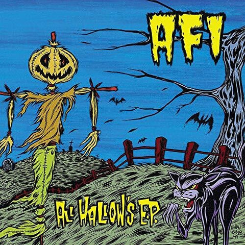 "<b>AFI </b><br><i>All Hallow's E.P. [10"" Picture Disc]</i>"