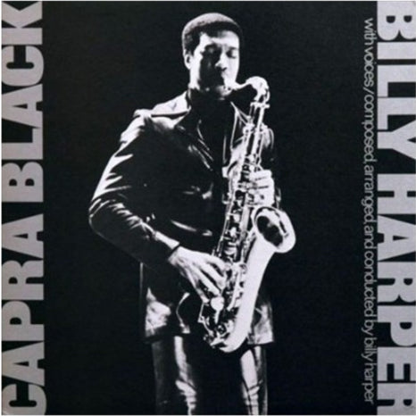 <b>Billy Harper </b><br><i>Capra Black</i>