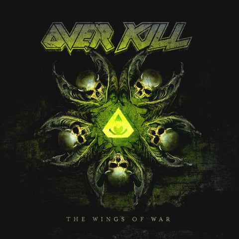 <b>Overkill </b><br><i>The Wings Of War [Grey Vinyl]</i>