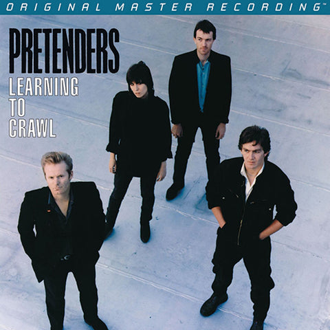 <b>The Pretenders </b><br><i>Learning To Crawl</i>