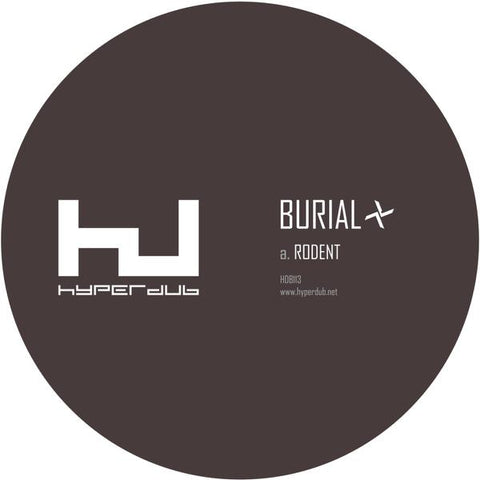 <b>Burial </b><br><i>Rodent</i>