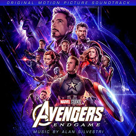 <b>Alan Silvestri </b><br><i>Avengers: Endgame (Original Motion Picture Soundtrack) [Picture Disc]</i>