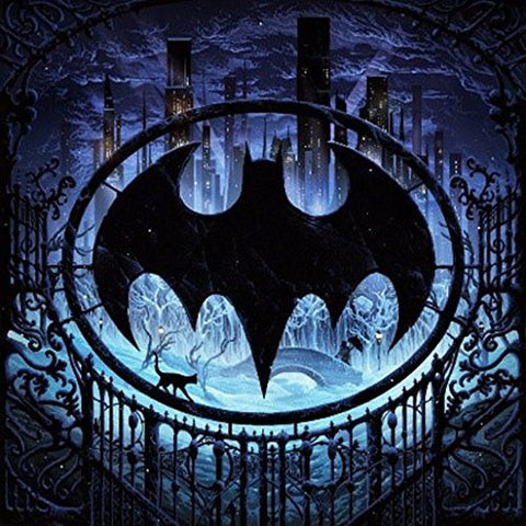 <b>Danny Elfman </b><br><i>Batman Returns (Music From The Motion Picture)</i>