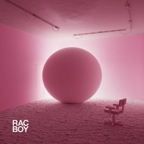 <b>RAC </b><br><i>Boy [Indie-Exclusive Splatter Vinyl]</i>