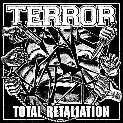 <b>Terror </b><br><i>Total Retaliation [Indie-Exclusive Silver Vinyl]</i>