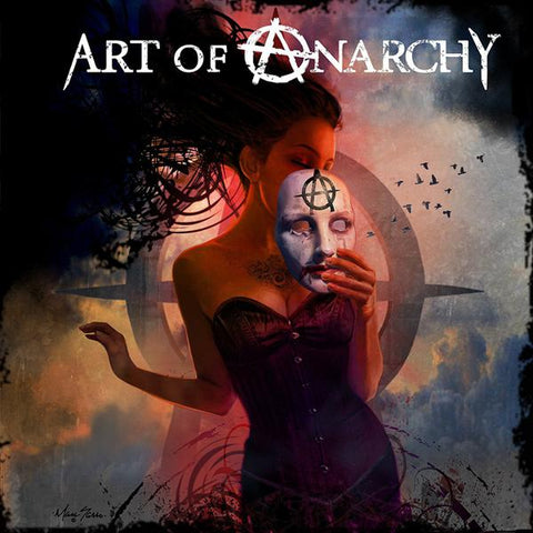 <b>Art Of Anarchy </b><br><i>Art Of Anarchy</i>