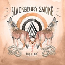 <b>Blackberry Smoke </b><br><i>Find a Light [Indie-Exclusive Opaque Silver Vinyl]</i>