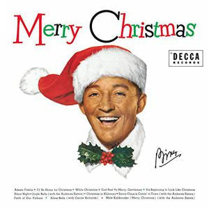 <b>Bing Crosby </b><br><i>Merry Christmas</i>