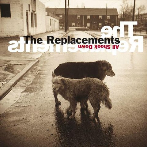 <b>The Replacements </b><br><i>All Shook Down [Translucent Red Vinyl] [ROCKtober 2019 Exclusive]</i>