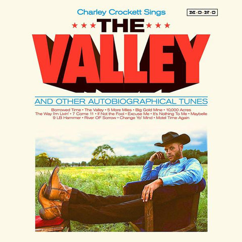<b>Charley Crockett </b><br><i>Valley</i>