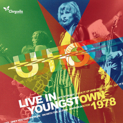 <b>UFO </b><br><i>Live In Youngstown '78</i>