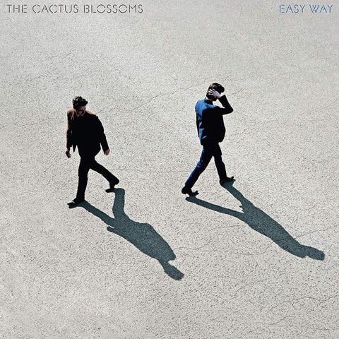 <b>The Cactus Blossoms </b><br><i>Easy Way [Indie-Exclusive Clear Vinyl]</i>