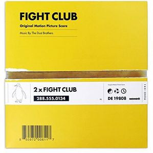 <b>The Dust Brothers </b><br><i>Fight Club (Original Motion Picture Score)</i>
