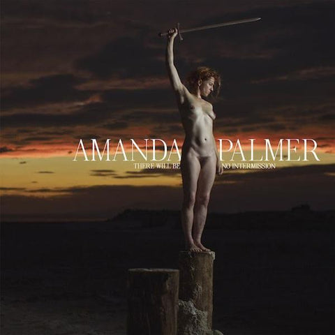 <b>Amanda Palmer </b><br><i>There Will Be No Intermission [Indie-Exclusive Aubergine Vinyl]</i>