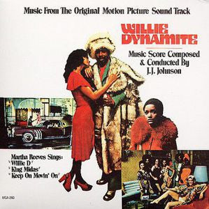<b>J.J. Johnson </b><br><i>Willie Dynamite</i>