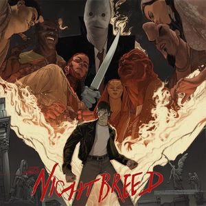 <b>Danny Elfman </b><br><i>Clive Barker's Nightbreed (Original Motion Picture Soundtrack)</i>