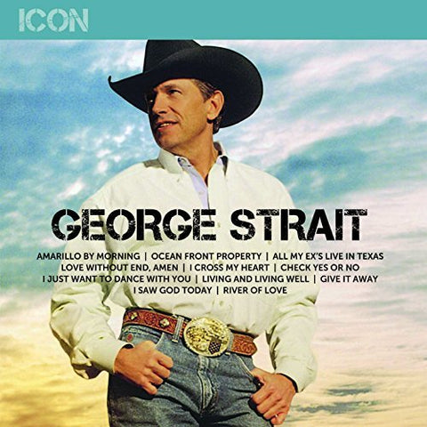 <b>George Strait </b><br><i>Icon</i>