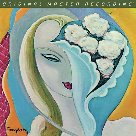 <b>Derek & The Dominos </b><br><i>Layla And Other Assorted Love Songs [SACD]</i>
