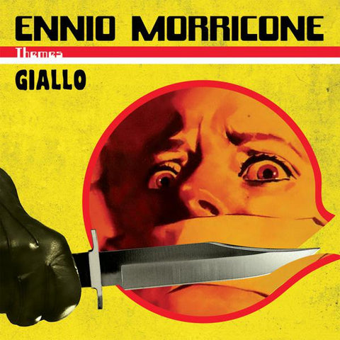<b>Ennio Morricone </b><br><i>Themes: Giallo [Import] [Colored Vinyl]</i>
