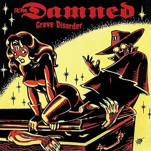 <b>The Damned </b><br><i>Grave Disorder</i>