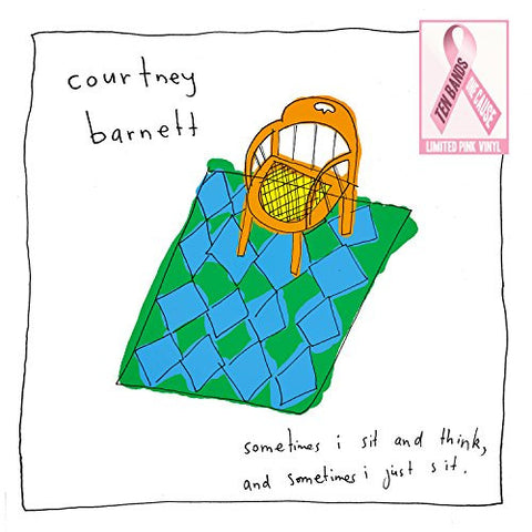<b>Courtney Barnett </b><br><i>Sometimes I Sit And Think, And Sometimes I Just Sit [Pink Vinyl]</i>