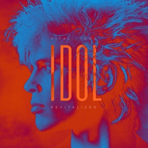 <b>Billy Idol </b><br><i>Vital Idol: Revitalized</i>