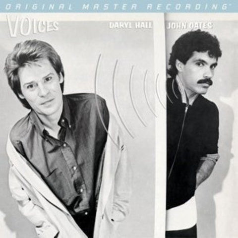 <b>Daryl Hall & John Oates </b><br><i>Voices</i>
