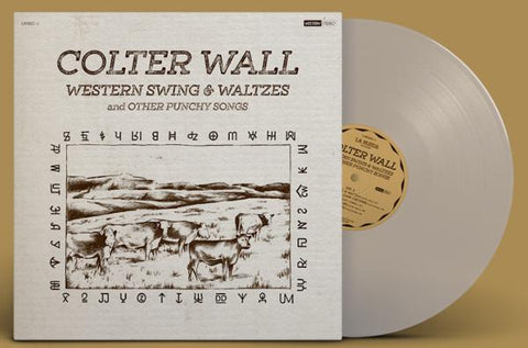 <b>Colter Wall </b><br><i>Western Swing & Waltzes And Other Punchy Songs [Indie-Exclusive]</i>