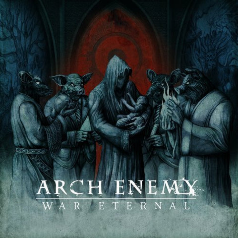 <b>Arch Enemy </b><br><i>War Eternal</i>