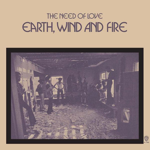 <b>Earth, Wind And Fire </b><br><i>The Need Of Love</i>