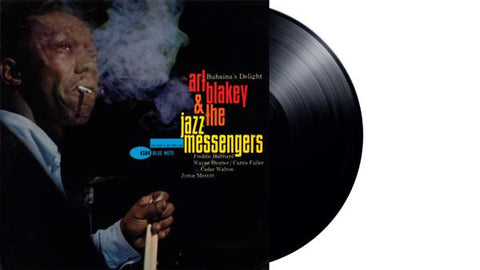 <b>Art Blakey & The Jazz Messengers </b><br><i>Buhaina's Delight [Blue Note 80th Anniversary Series]</i>