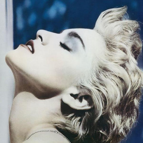 <b>Madonna </b><br><i>True Blue [Clear Vinyl]</i>