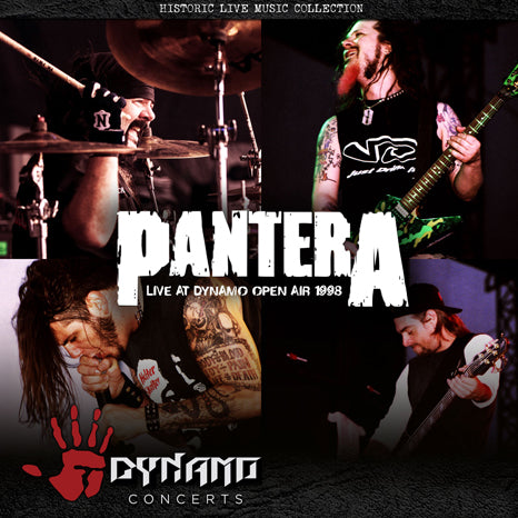 <b>Pantera </b><br><i>Live At Dynamo Open Air 1998</i>