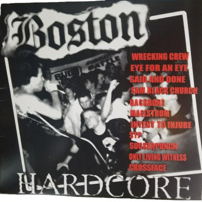<b>Various Artists </b><br><i>Boston Hardcore '89-91</i>
